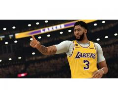 Other NBA 2K22 players include Dirk Nowitzki and Rui Hachimura