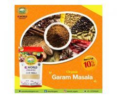 We offer Organic Garam Masala At the best Price  Order Now!