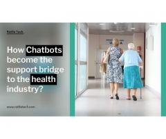 Develop chatbot for healthcare industry