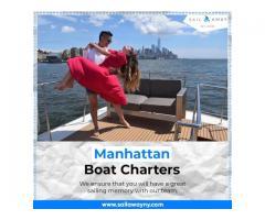 Manhattan Boat Charters