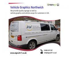 Vehicle Graphics Northwich