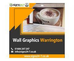Wall Graphics Warrington