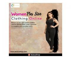 Women Plus Size Clothing Online