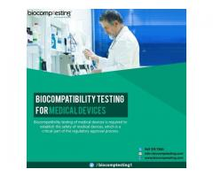 biocompatibility testing for medical devices