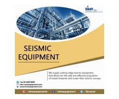 seismic equipment