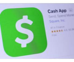 How do I log into the Cash App?