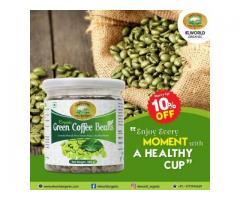 Grab Best Deals On Organic Green Coffee Beans In Delhi