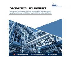Geophysical Equipments